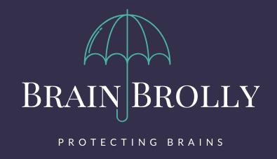 Brain Brolly - Protecting Brains